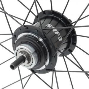 Jtek for Brompton Sturmey Archer 3 Speed Rear Wheel picture