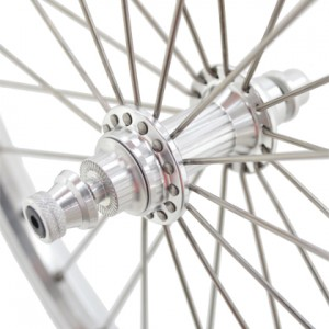 Jtek for Brompton Front Wheel picture