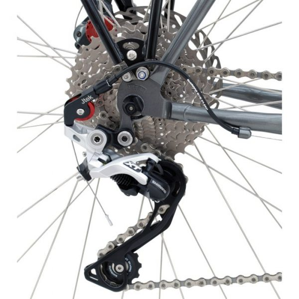 Shiftmate 8A on Shimano derailleur